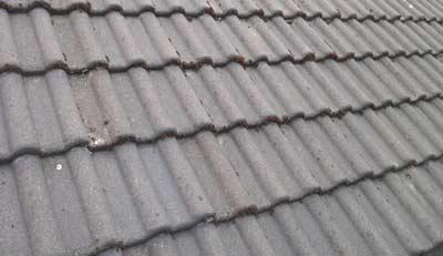 Betonnen dakpannen - impregneren?