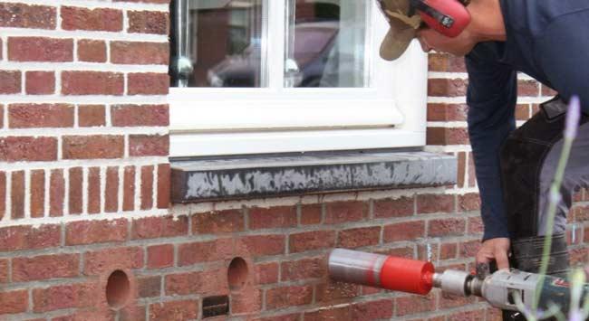 Carebrick - vochtproblemen voorkomen en oplossen in de muur