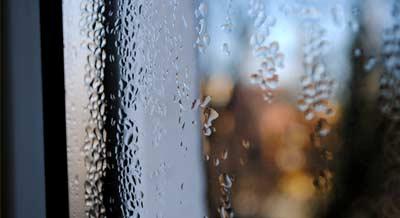 Condensprobleem op dubbel glas